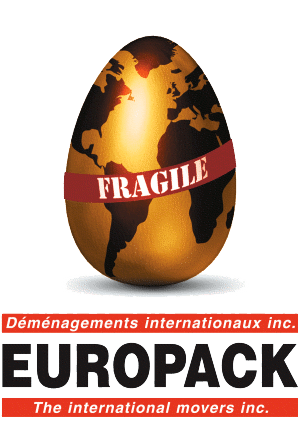 Europack déménagement international.